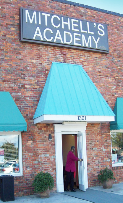 Mitchell's Hairstyling Academy - South Hills Mall and Plaza - South ...